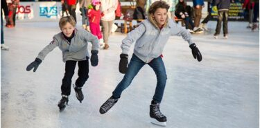 Xmas ice skating London: Top 5 venues