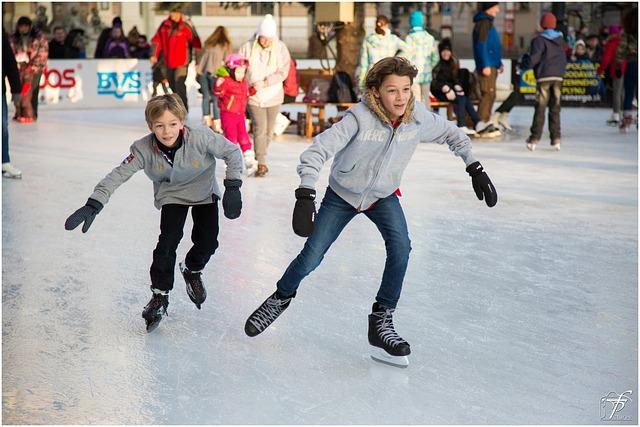 Xmas ice skating London: Top 5 venues